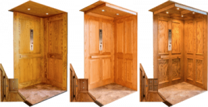 hardwood elevators