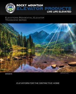 Transcend elevator series cover