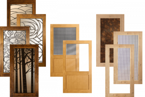 accent inlays for elevators