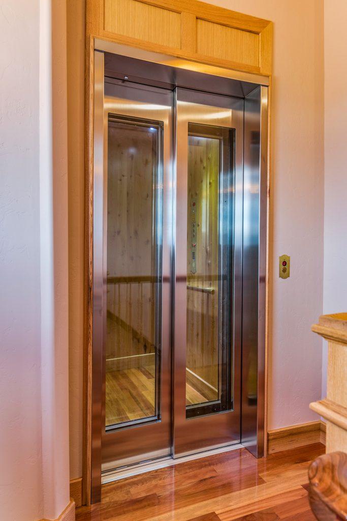 Custom Residential Elevator