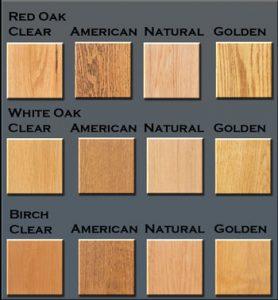 hardwood options for elevators