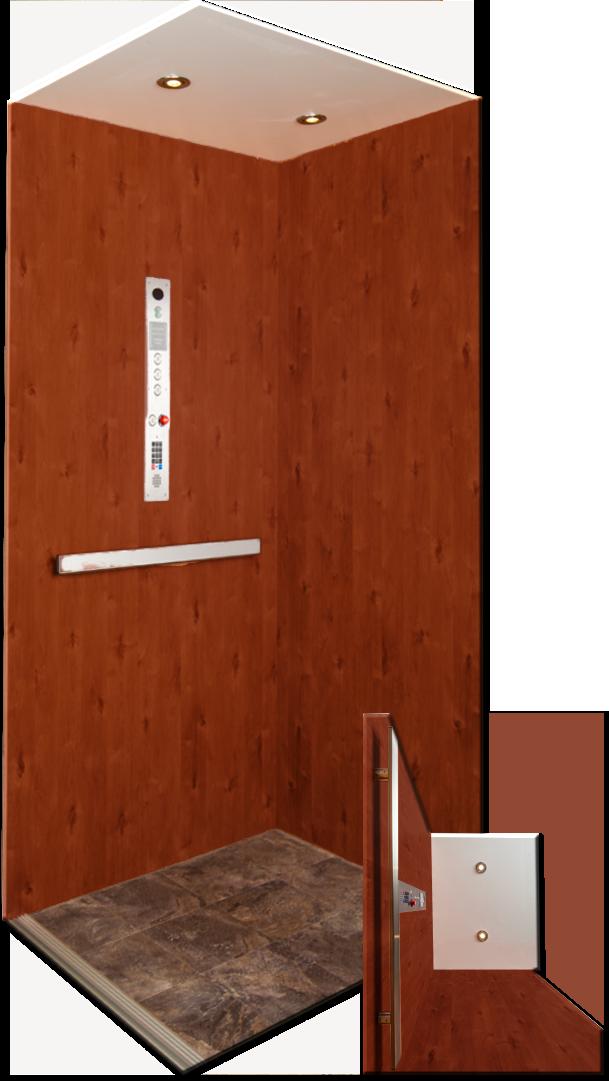 Laminate Elevator Materials
