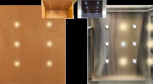 elevator light options