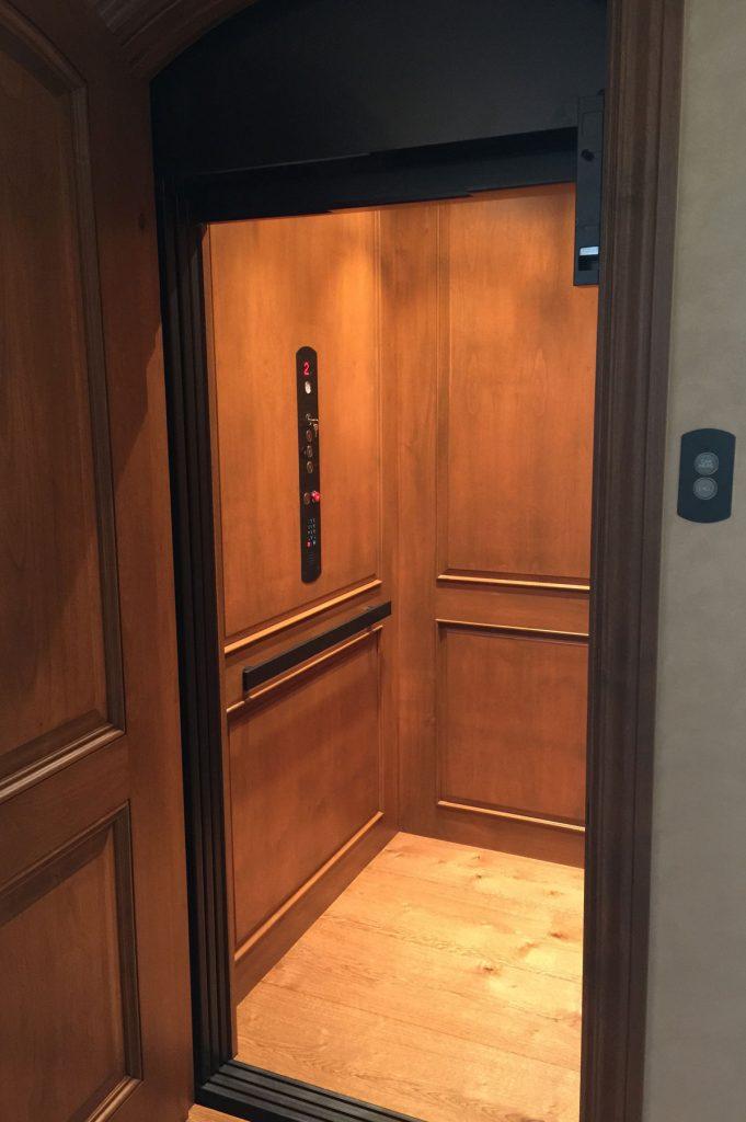 Custom Elevator Cab