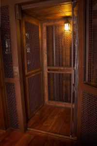 elevator cabs