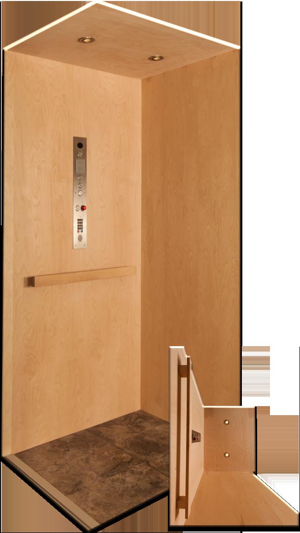 Veneer Elevator Materials