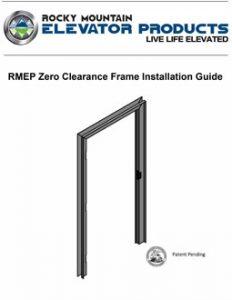 Zero Clearance Door Installation Guide